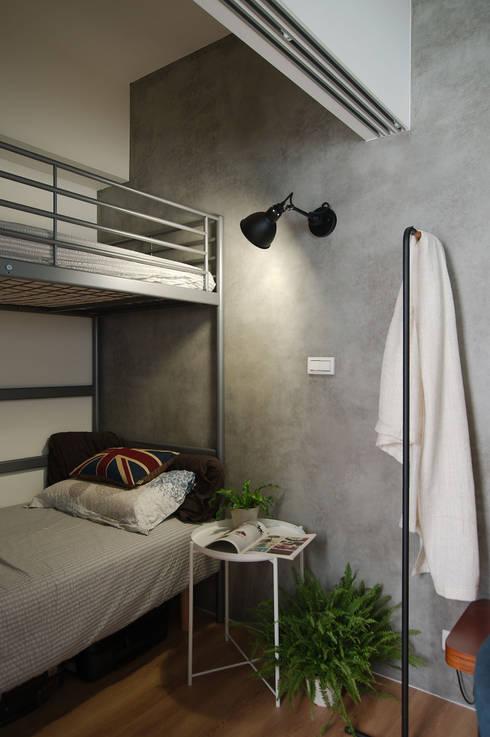 御見設計企業有限公司의  침실
