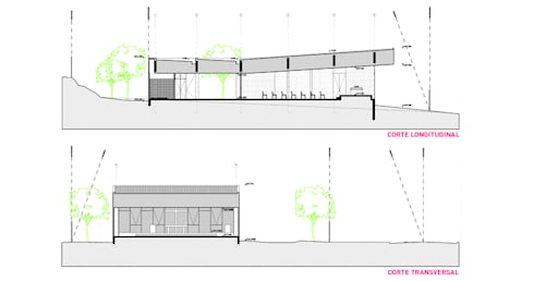Capilla Nuestra Señora de Fátima:  de estilo  por m2 estudio arquitectos