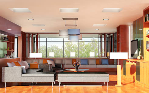 K'Aphinya House:   by Pilaster Studio Design