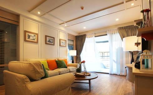 private suite:   by Pilaster Studio Design