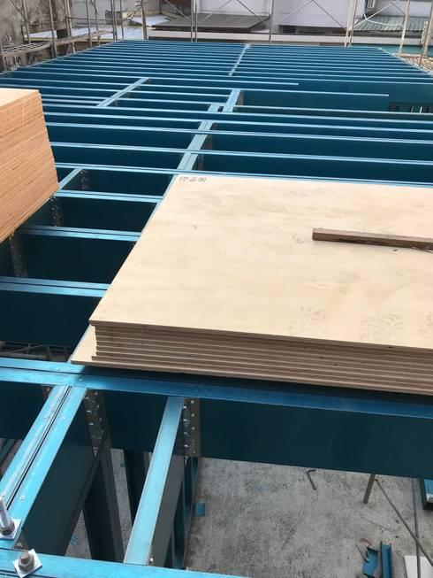 樓板構造:   by 安居住宅有限公司