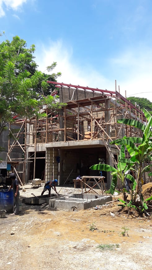 2-storey residential:   by tephgads