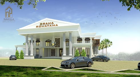 Graha Ronatama:  Rumah by nakula arsitek studio