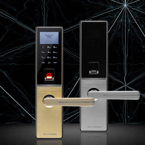 Hãng khóa cửa thông minh sử dụng vân tay, thẻ từ nào tốt nhất hiện nay. Bạn đã biết?:   by Cổ Phần Seven Q