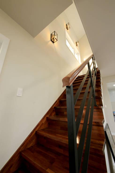 진주 충무공동: 하우스톡의  계단