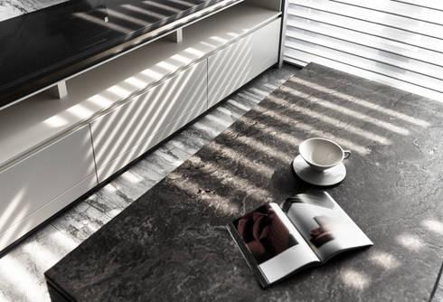 原礦 Calibration:  客廳 by 耀昀創意設計有限公司/Alfonso Ideas