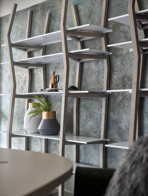 穿插:  牆面 by 耀昀創意設計有限公司/Alfonso Ideas