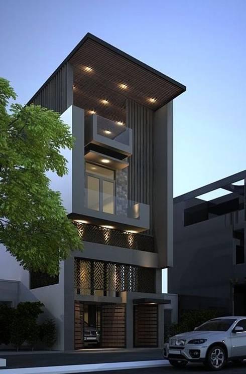 鋼構或RC(圖片來自網路):  房子 by 誠實建築