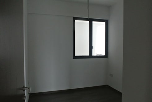 Bedroom before conversion:   by FINE ART LIVING PTE LTD