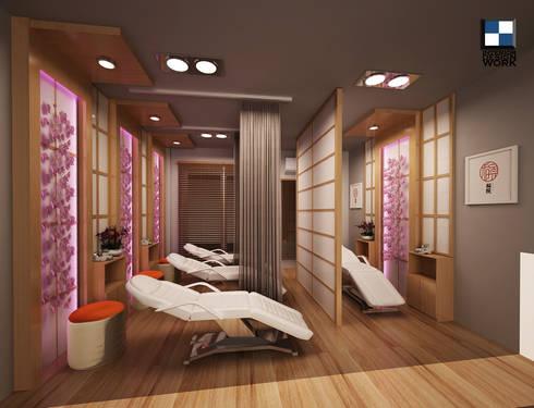 treatment.:  ตกแต่งภายใน by interir design work
