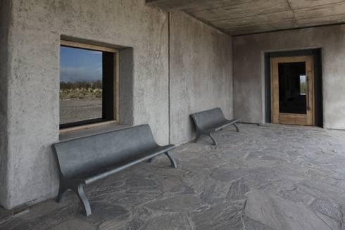 Bodega Atamisque: Gastronomía de estilo  por Bórmida & Yanzón arquitectos