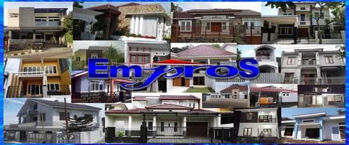Rumah di Pondok Rumput :   by CV.Emasna Propertindo Sentosa