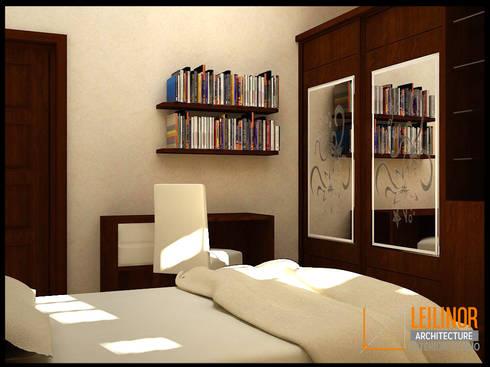 modern Bedroom by CV Leilinor Architect