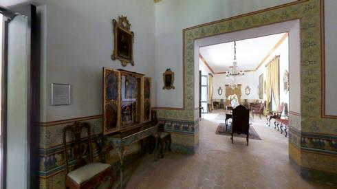Visita Virtual en 3D - Museo de Arte Colonial de Caracas, Venezuela:  de estilo  por Wyzlo