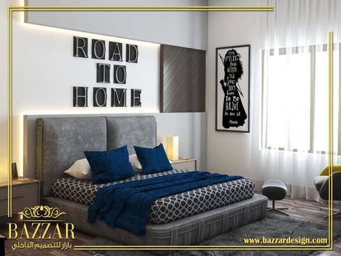 غرف اولاد:  Bedroom تنفيذ Bazzar Design