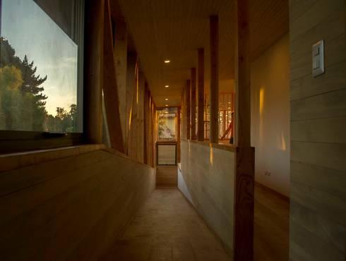 Rampas: Escaleras de estilo  por PhilippeGameArquitectos