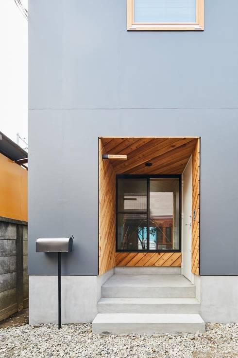 IDUMI: .8 / TENHACHIが手掛けた木造住宅です。