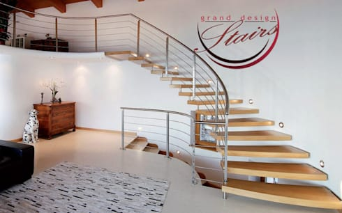 Stairs by Grand Design Stairs