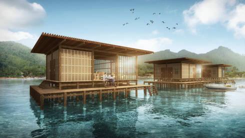 Wakatobi Resort:   by Aeternite