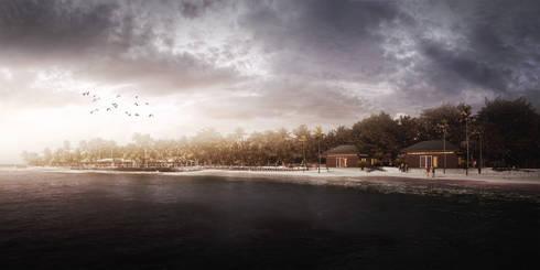 Pulau Seribu Resort:   by Aeternite