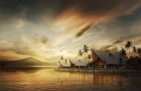 Danau Toba Resort:   by Aeternite