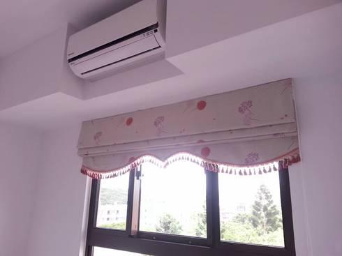 鄉村風。楊梅:  窗 by 藝舍室內裝修設計工程有限公司