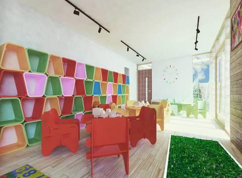 Rainbow Daycare:   by Aeternite