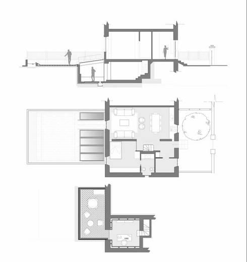 Planimetria:  in stile  di studioQ
