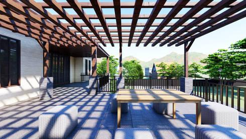 ETHNIC HOUSE:   by Aeternite