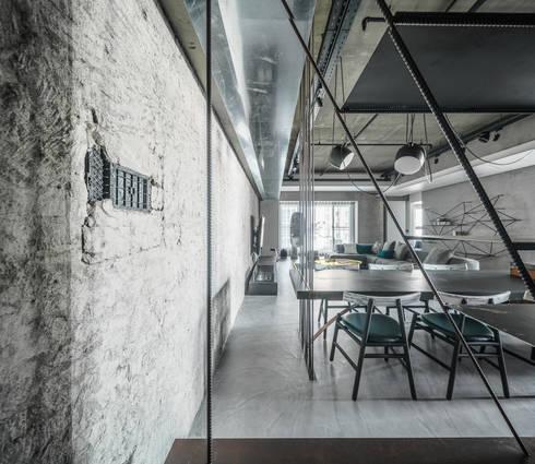 Essential Sculpture:  餐廳 by 沈志忠聯合設計