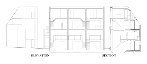 Residence LILAS: SOCIUS一級建築士事務所が手掛けたです。