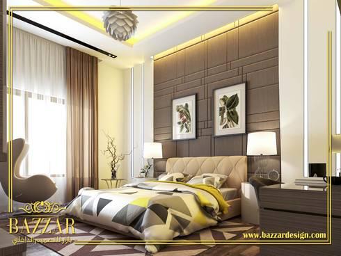 غرف اولاد :  Bedroom تنفيذ Bazzar Design