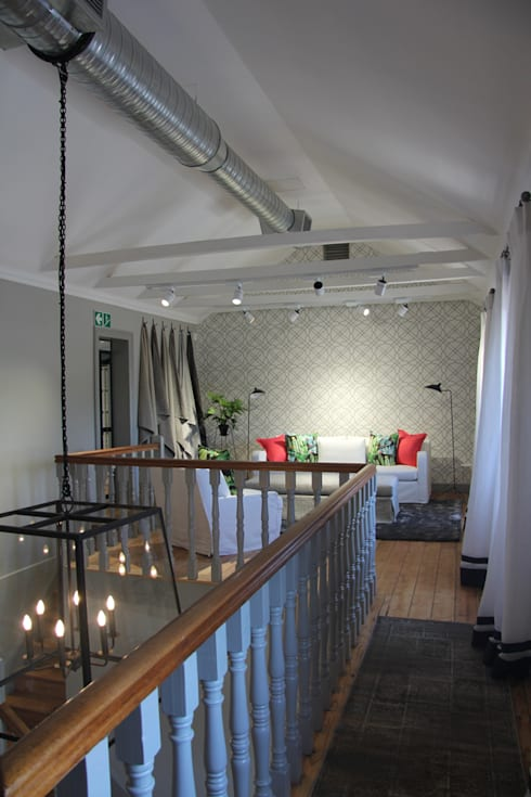 Hertex Wynberg - Restoration and Renovation of Historical Building:  Offices & stores by Renov8 CONSTRUCTION
