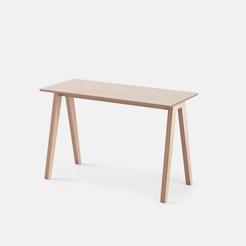 Olivia Desk:  Office spaces & stores  by Multiply Furniture