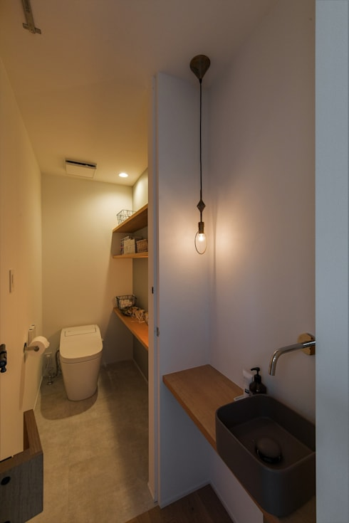 Bathroom by ALTS DESIGN OFFICE