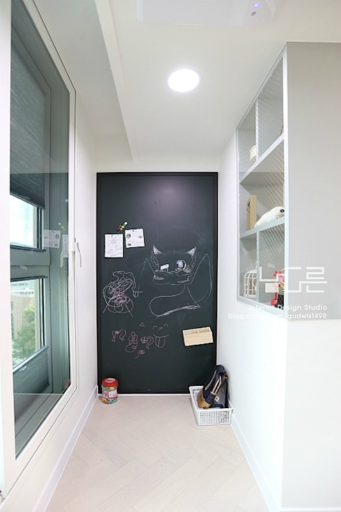 Terrazas  de estilo  por 남다른디자인