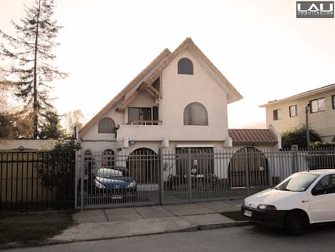 Casa Elgueta: Casas de estilo clásico por Lau Arquitectos