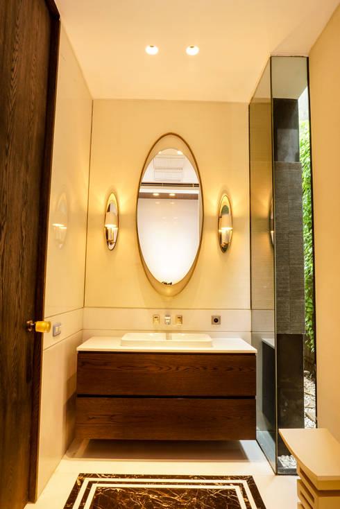 Projekty,  Łazienka zaprojektowane przez ARF interior