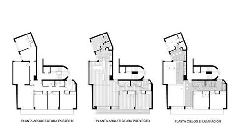 Remodelación Parque Forestal:  de estilo  por Nicolas Loi + Arquitectos Asociados