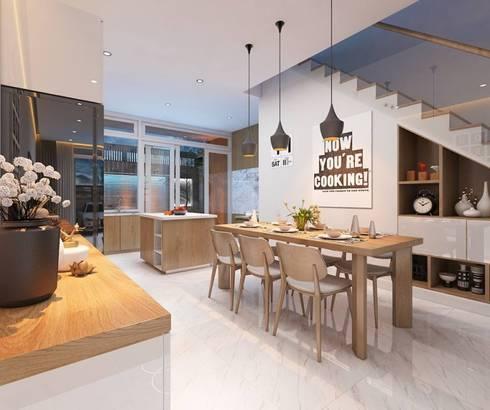 Nhà bếp by laixaynhapho92