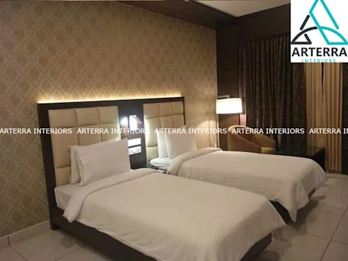 Hotels by Arterra Interiors