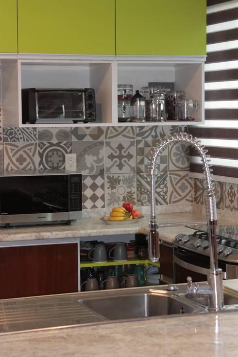 ห้องครัว by emARTquitectura