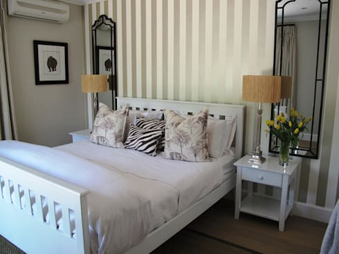 Dainfern: classic Bedroom by ByDezign Interiors