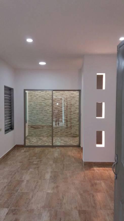 CASA FCAV:  de estilo  por B+N Estudio de Arquitectura y Diseño