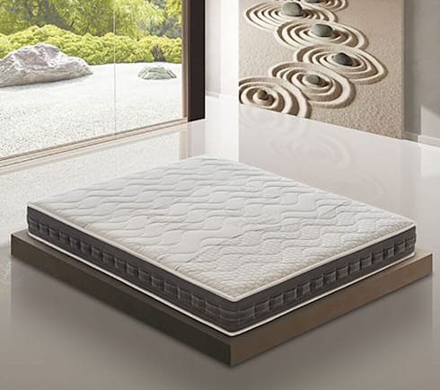 UNIKO 現代臥室床墊:  窗戶與門 by 北京恒邦信大国际贸易有限公司