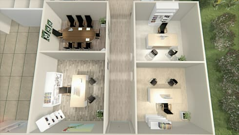 Belgetex Office :   by A&L 3D Specialists