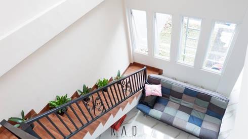 Staircase:   by KAD Firma Arsitektur