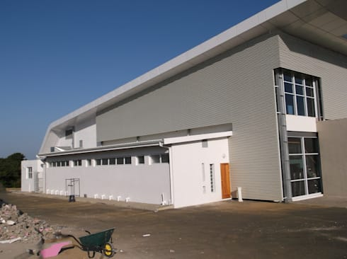 Church in Richards bay:   by A&L 3D Specialists