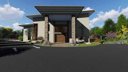 Church in Pinetown:   by A&L 3D Specialists