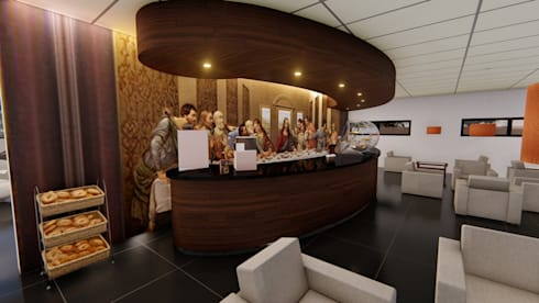 Upgrade Church Coffee Shop/Book Store Durban:   by A&L 3D Specialists